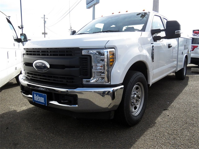 2019 F-350 Super Cab 4x2,  Reading Service Body #KED56590 - photo 1