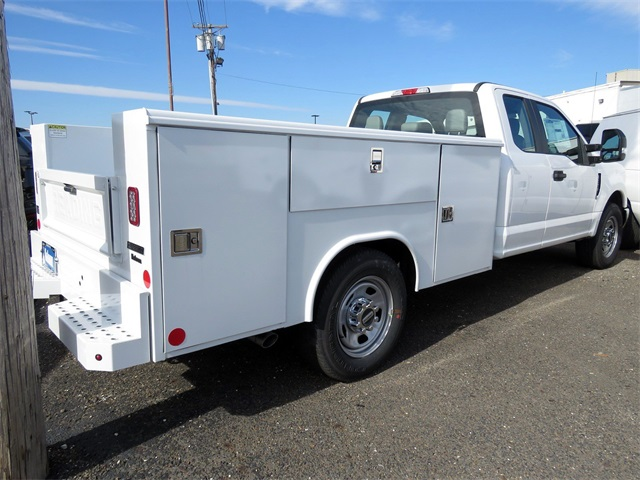 2019 F-350 Super Cab 4x2,  Reading Classic II Steel Service Body #KED56590 - photo 4