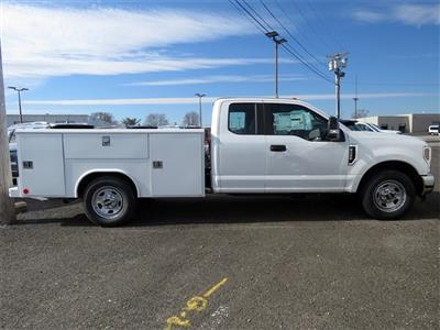 2019 F-350 Super Cab 4x2,  Reading Classic II Steel Service Body #KED56590 - photo 3