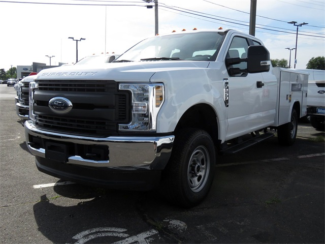 2019 F-250 Super Cab 4x4,  Reading Service Body #KED72290 - photo 1