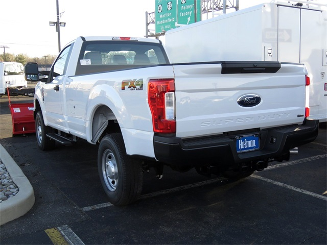 2019 F-250 Regular Cab 4x4,  Western Snowplow Pickup #KED97929 - photo 2