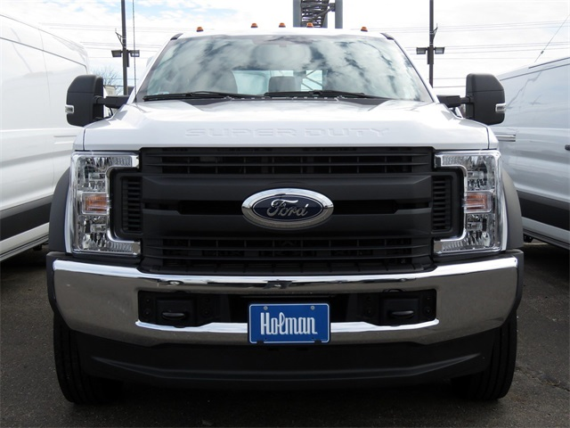 2019 F-550 Crew Cab DRW 4x4,  Cab Chassis #KEE27582 - photo 3