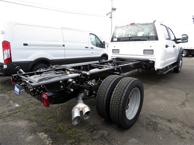 2019 F-550 Crew Cab DRW 4x4,  Cab Chassis #KEE27582 - photo 7