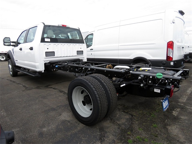 2019 F-550 Crew Cab DRW 4x4,  Cab Chassis #KEE27582 - photo 2