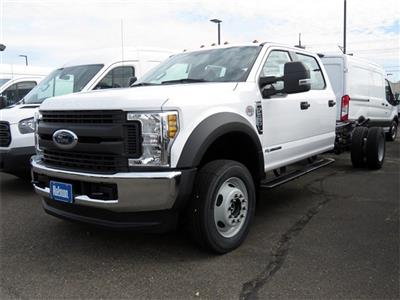 2019 F-550 Crew Cab DRW 4x4,  Cab Chassis #KEE27582 - photo 1