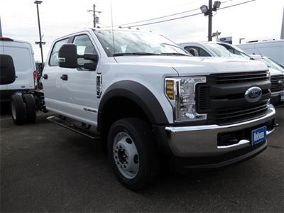 2019 F-550 Crew Cab DRW 4x4,  Cab Chassis #KEE27582 - photo 4