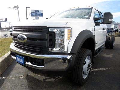 2019 F-550 Super Cab DRW 4x2,  Cab Chassis #KEE27583 - photo 1