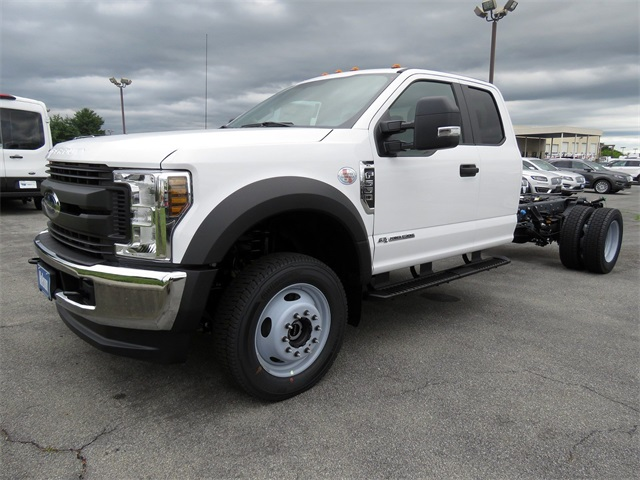2019 F-550 Super Cab DRW 4x4,  Cab Chassis #KEF08568 - photo 1
