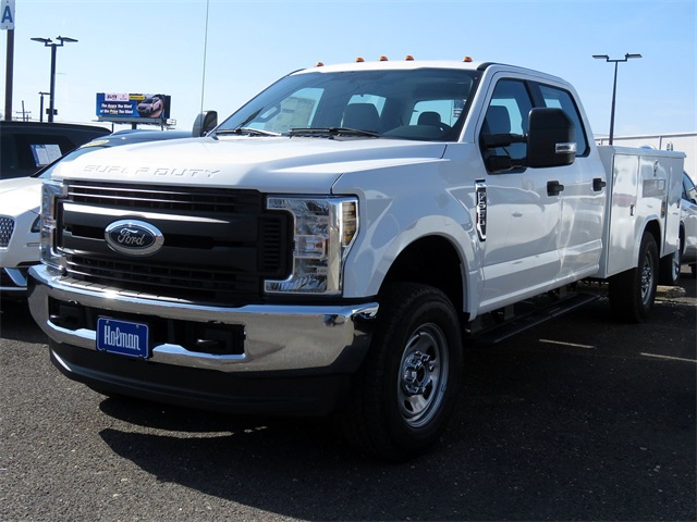 2019 Ford F-350 Crew Cab 4x4, Reading Service Body #KEG79803 - photo 1