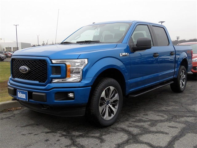 2019 F-150 SuperCrew Cab 4x4,  Pickup #KFA27237 - photo 1