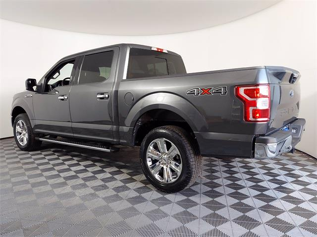 2019 F-150 SuperCrew Cab 4x4,  Pickup #KFA27412 - photo 8