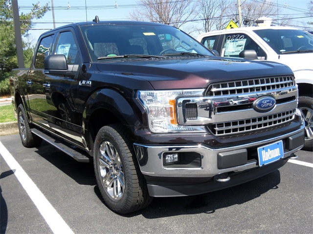 2019 F-150 SuperCrew Cab 4x4,  Pickup #KFA72164 - photo 4