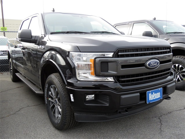 2019 F-150 SuperCrew Cab 4x4,  Pickup #KFA84635 - photo 4