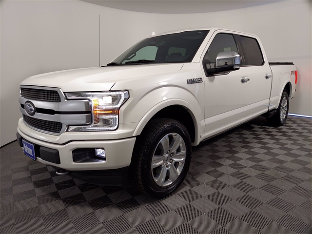 2019 F-150 SuperCrew Cab 4x4,  Pickup #KFB10452 - photo 1