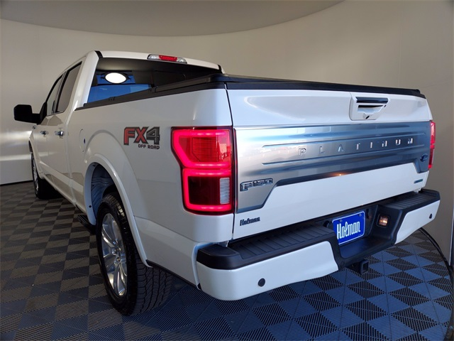 2019 F-150 SuperCrew Cab 4x4,  Pickup #KFB10452 - photo 2