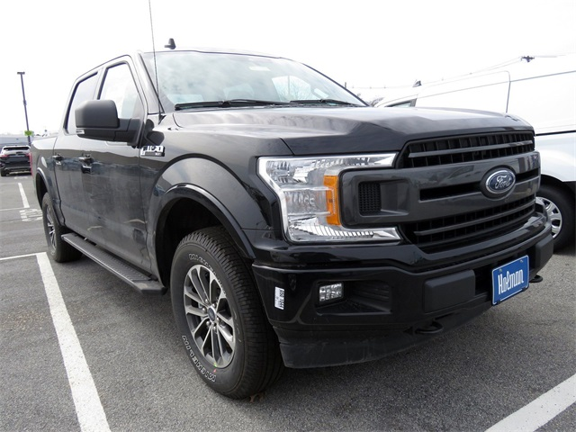 2019 F-150 SuperCrew Cab 4x4,  Pickup #KFB23762 - photo 4