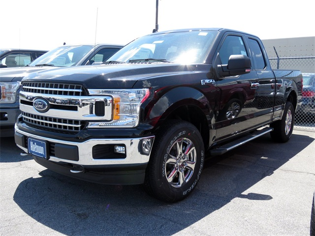 2019 F-150 Super Cab 4x4,  Pickup #KFB64766 - photo 1