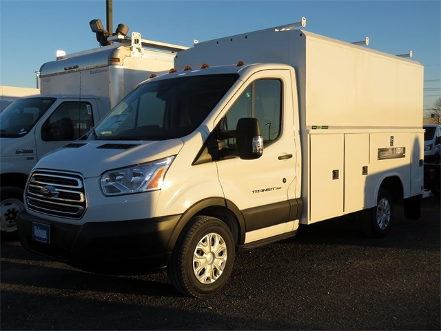 2019 Transit 350 4x2,  Reading Service Utility Van #KKA02577 - photo 1