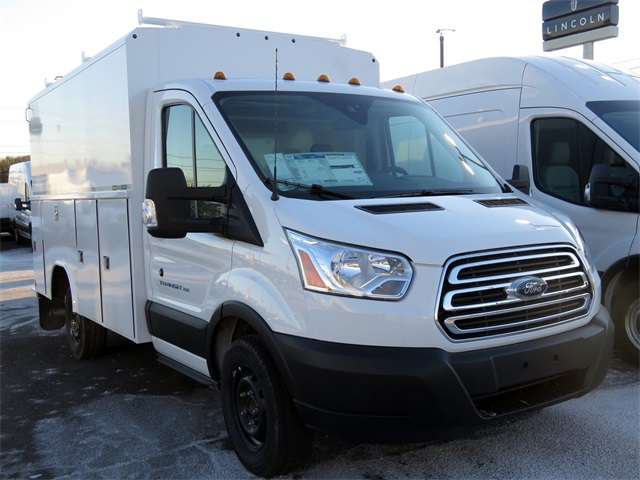 2019 Transit 350 4x2,  Reading Service Utility Van #KKA02580 - photo 4