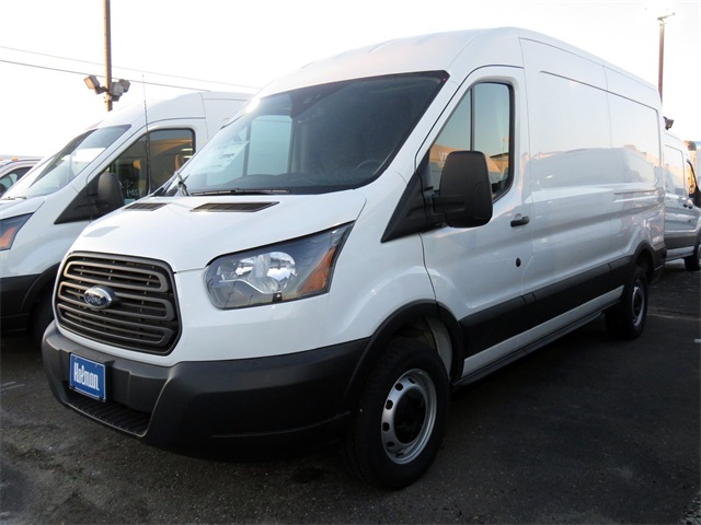 2019 Transit 250 Med Roof 4x2,  Empty Cargo Van #KKA39079 - photo 1