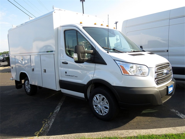 2019 Transit 350 4x2,  Reading Aluminum CSV Service Utility Van #KKA67098 - photo 4
