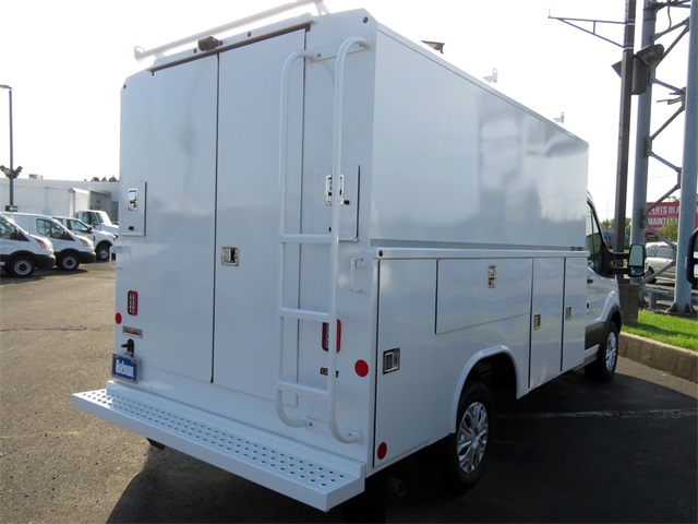 2019 Transit 350 4x2,  Reading Aluminum CSV Service Utility Van #KKA67098 - photo 7