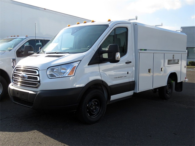 2019 Transit 350 4x2,  Reading Service Utility Van #KKA67099 - photo 1