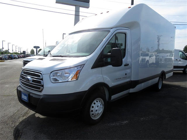 2019 Transit 350 HD DRW 4x2,  Cutaway Van #KKA67182 - photo 1