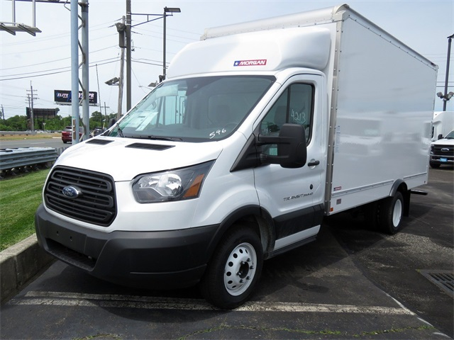 2019 Transit 350 HD DRW 4x2,  Cutaway Van #KKA70921 - photo 1