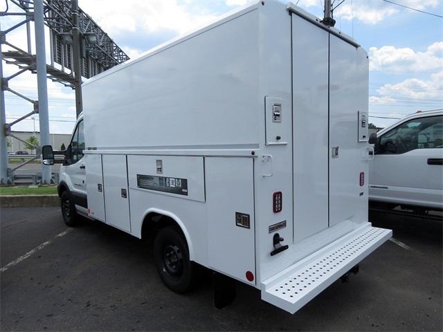 2019 Transit 350 4x2,  Reading Service Utility Van #KKB12375 - photo 1