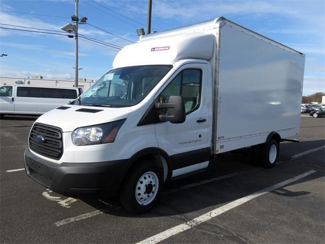 2019 Transit 350 HD DRW 4x2, Cutaway Van #KKB16909 - photo 1