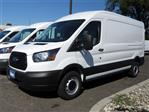 2019 Transit 250 Med Roof 4x2,  Empty Cargo Van #KKB23281 - photo 1