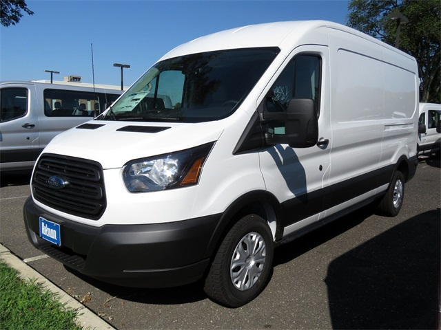 2019 Transit 250 Med Roof 4x2,  Empty Cargo Van #KKB23282 - photo 1
