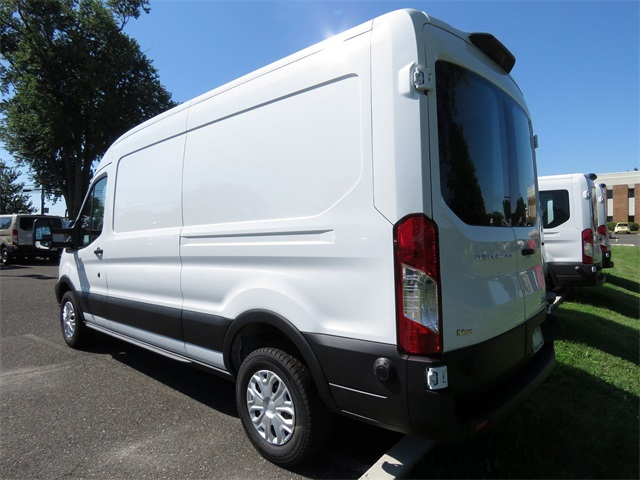 2019 Transit 250 Med Roof 4x2,  Empty Cargo Van #KKB23284 - photo 1