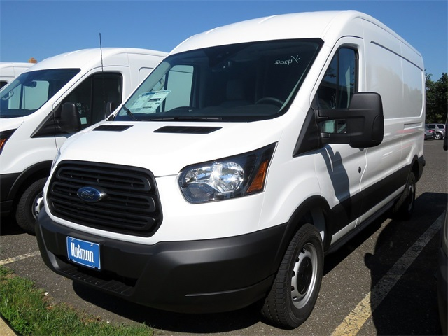 2019 Transit 250 Med Roof 4x2,  Empty Cargo Van #KKB30109 - photo 1