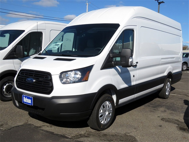 2019 Transit 350 High Roof 4x2,  Empty Cargo Van #KKB74192 - photo 1
