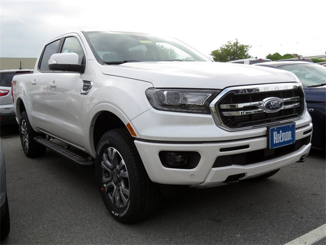 2019 Ranger SuperCrew Cab 4x4,  Pickup #KLA36327 - photo 4