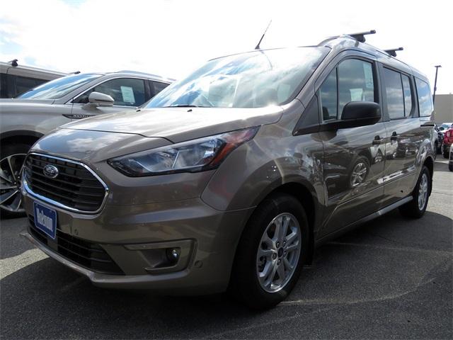2020 Ford Transit Connect, Passenger Wagon #L1462871 - photo 1