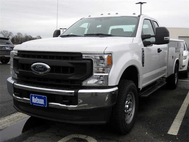 2020 Ford F-350 Super Cab 4x4, Reading Service Body #LEC13903 - photo 1