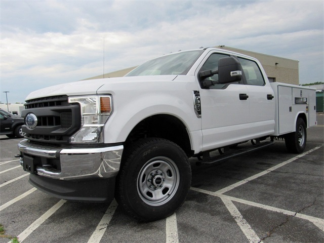 2020 Ford F-350 Crew Cab 4x4, Reading Service Body #LEC64285 - photo 1