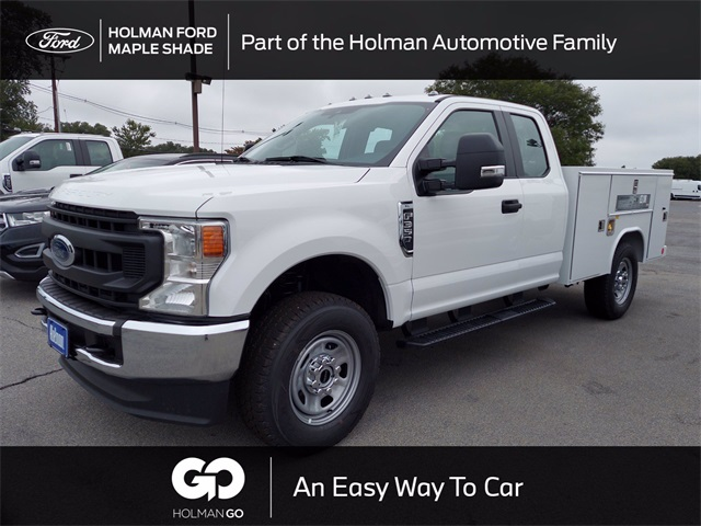 2020 Ford F-350 Super Cab 4x4, Reading SL Service Body #LEE09981 - photo 1