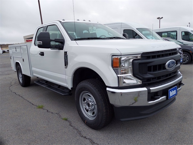 2020 Ford F-350 Super Cab 4x4, Reading SL Service Body #LEE09981 - photo 4