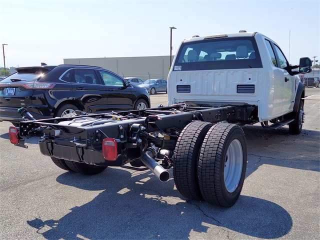 2020 Ford F-550 Super Cab DRW 4x4, Cab Chassis #LEE14778 - photo 5
