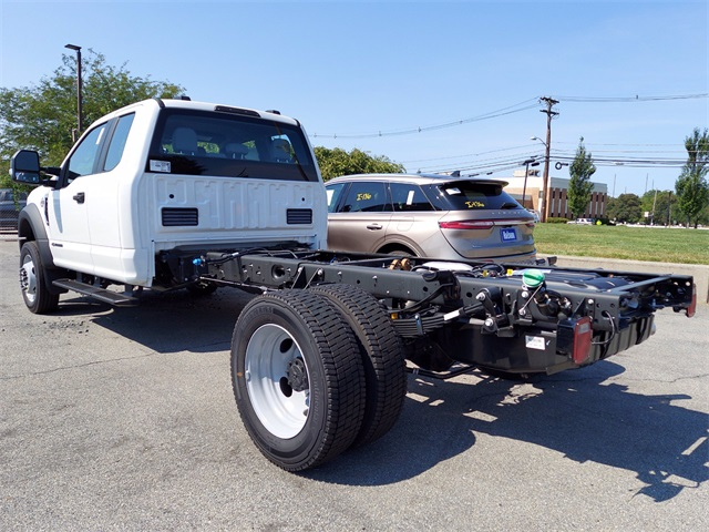 2020 Ford F-550 Super Cab DRW 4x4, Cab Chassis #LEE14778 - photo 7
