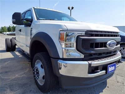 2020 Ford F-550 Super Cab DRW 4x4, Cab Chassis #LEE14778 - photo 4