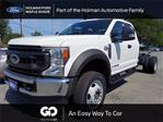 2020 Ford F-550 Super Cab DRW 4x4, Cab Chassis #LEE14778 - photo 1