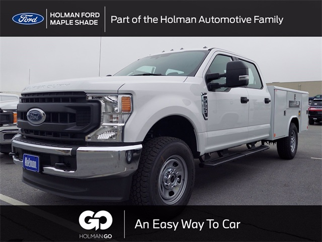 2020 Ford F-350 Crew Cab 4x4, Reading Service Body #LEE52138 - photo 1