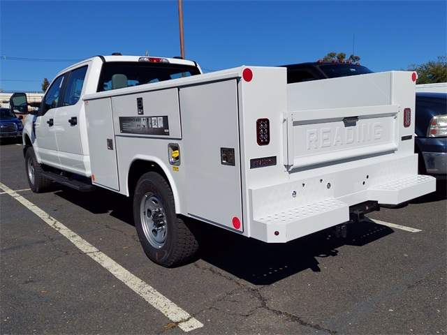 2020 Ford F-350 Crew Cab 4x4, Reading Service Body #LEE52139 - photo 1