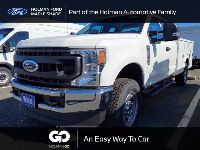 2020 Ford F-350 Super Cab 4x4, Service Body #LEE90180 - photo 1