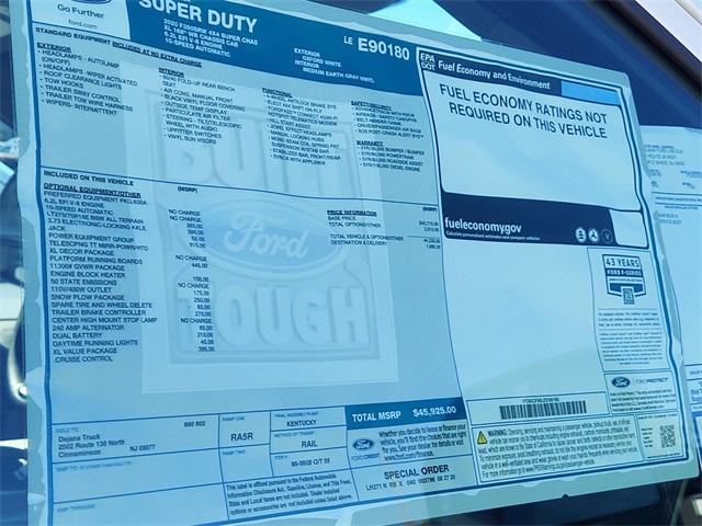 2020 Ford F-350 Super Cab 4x4, Knapheide Steel Service Body #LEE90180 - photo 11